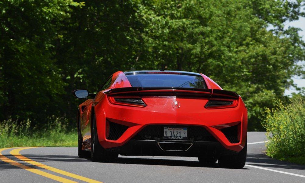 TEST DRIVE: Acura NSX: sportscar365.com/autos/test-dri… @Acura @HondaRacing_HPD @MeyerShankRac @TrentHindman