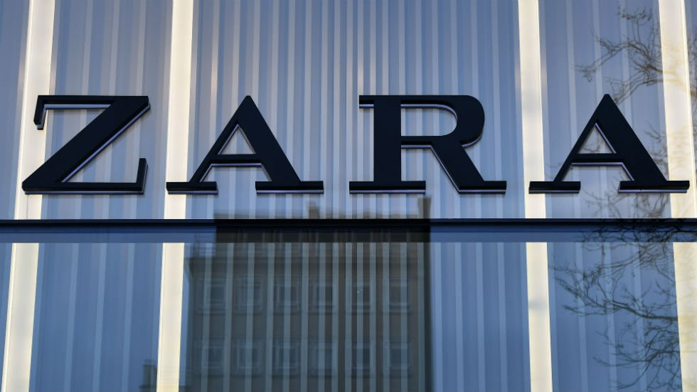 """The Hill: """"Fashion chain Zara commits to using 100 percent sustainable fabrics by 2025 http://dlvr.it/R8blrW"""