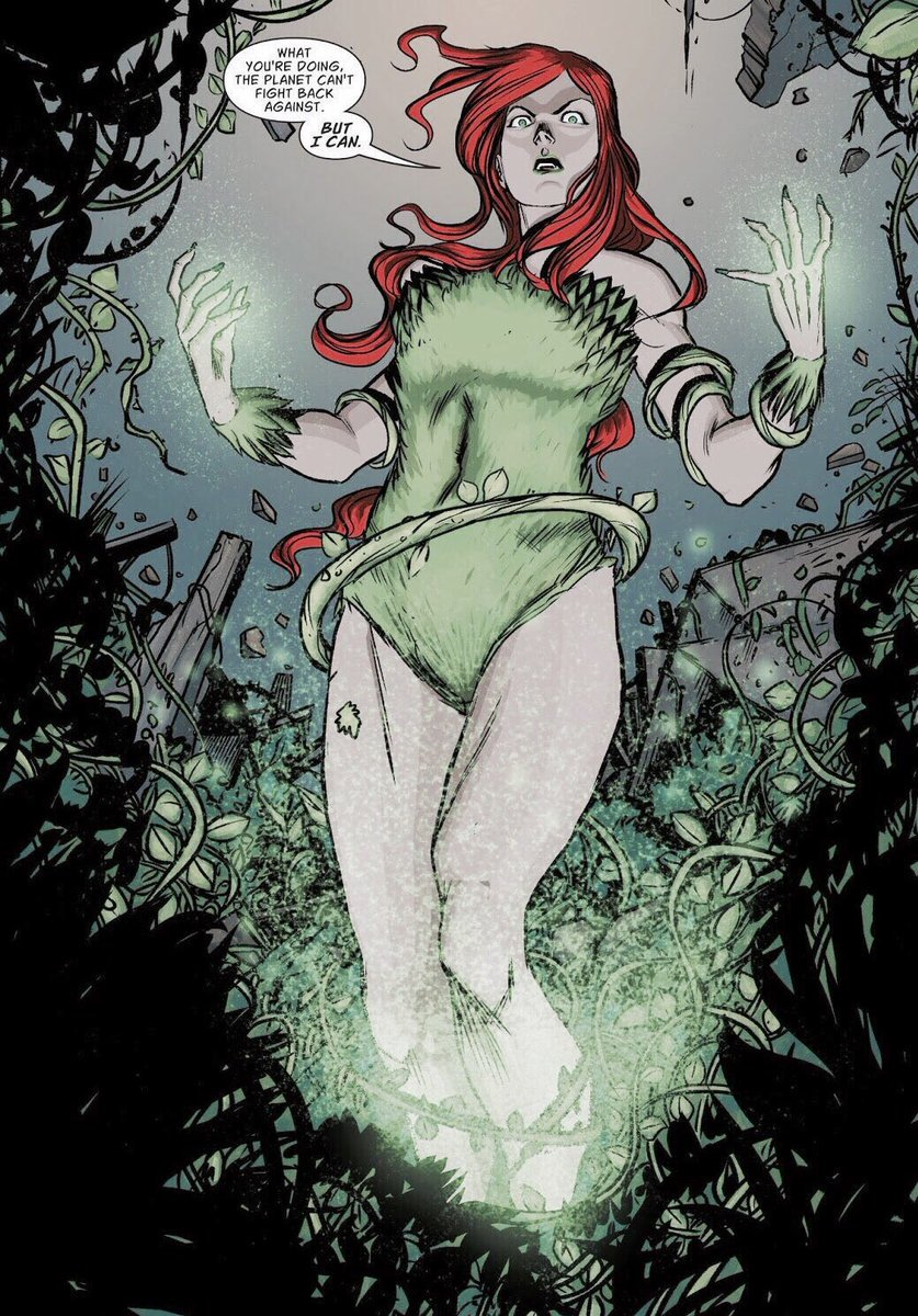 Poison Ivy is the eco-feminist icon we all need right now. And she deserves a hell of a lot more respect and attention than she gets.