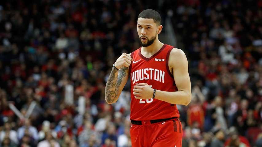 #NBA | El gerente general de los Rockets de Houston, Daryl Morey, confirmó este miércoles la continuidad del base Austin Rivers, quién llegó al equipo en la pasada temporada.