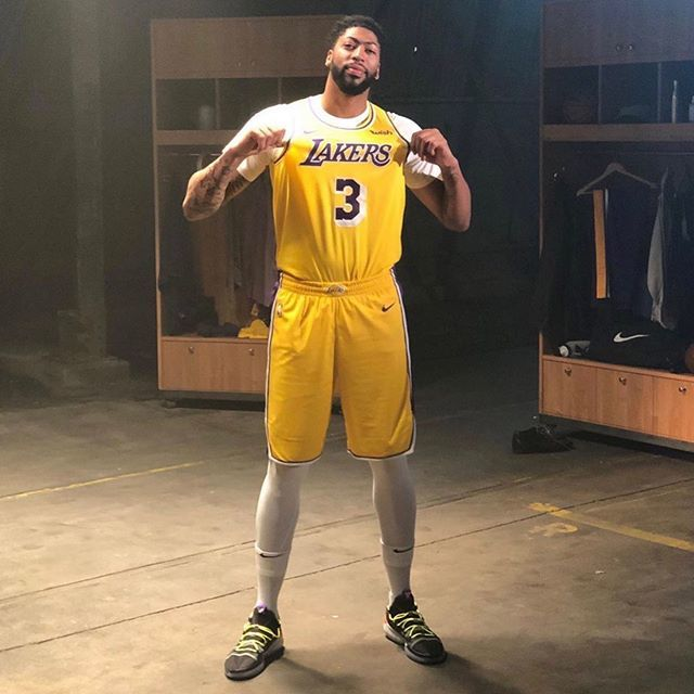 c24c7c5c But they also tweeted a video showing a new Davis jersey being sewn with  the more modern number treatment. A source has confirmed to me that the jersey  in ...