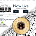Image for the Tweet beginning: #GOVEARN #ICO is now live
