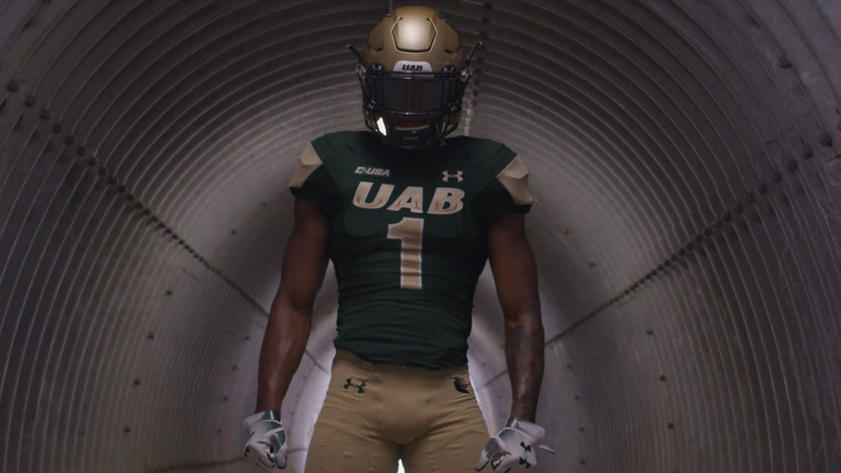 Blazers launch 2019 UAB Football Commercial 🔗: bit.ly/FBCommercial19
