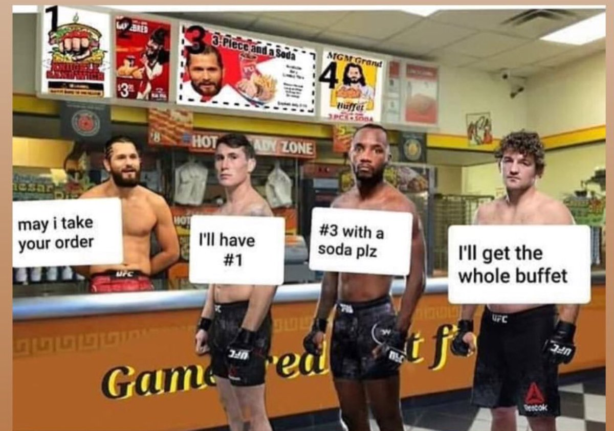 Welcome to Game-Bread 🍞 can I take your order? . . .  via: @krzysztofjotko  #UFC241 #Ufc242 #ufcsanantonio