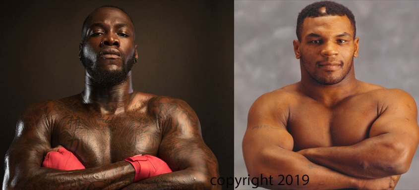 Mike Tyson 1987 vs Deontay Wilder 2019 – What Would Happen? <br>http://pic.twitter.com/2DJRIZebGi
