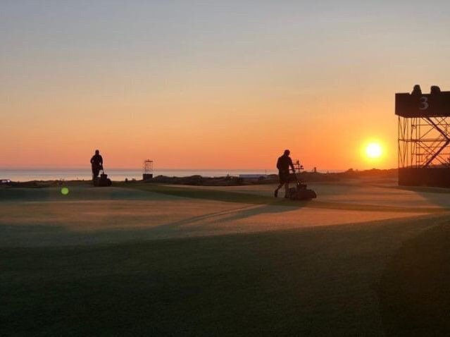 Amazing image captured by @stu37glo #theopen #royalportrush #golfstagram #instagolf #golfviews ift.tt/2YaiuUK