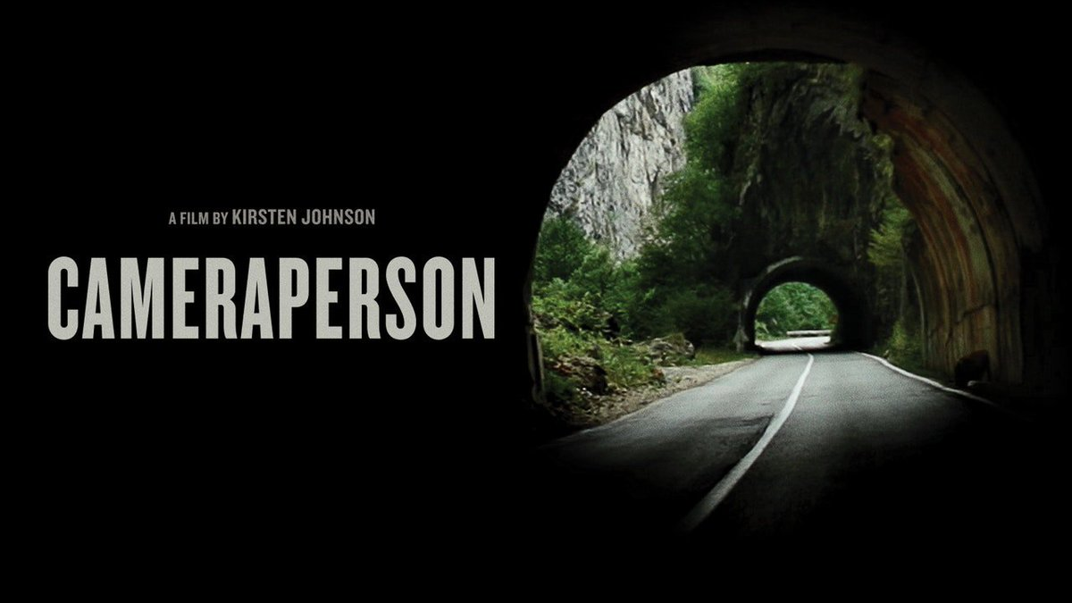 Watch our complete edition of Kristen Johnsons CAMERAPERSON (2016), a moving glimpse into one filmmaker's personal journey and a thoughtful examination of what it means to train a camera on the world. Check it out alongside interviews, shorts, and more: criterionchannel.com/cameraperson