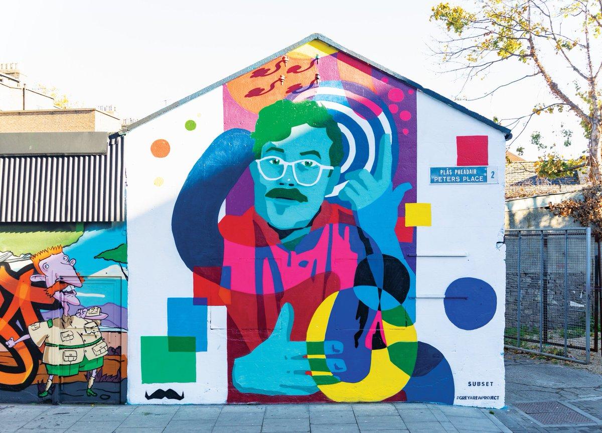 Shortlist €5K Community Art Award: @SubsetDublin for 'Grey Area Project' #ABtoAAwards