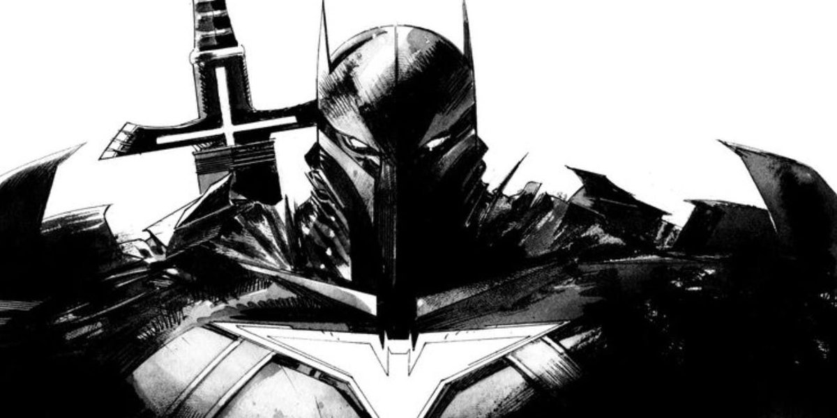 Batman Gets Medieval on Sean Murphy's New Curse of the White Knight Covers https://buff.ly/2Z6qpzm
