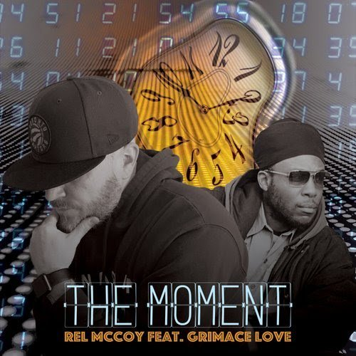 """Rel McCoy """"The Moment (feat. Grimace Love)""""@relmccoy http://shebloggin.com/2019/07/rel-mccoy-the-moment-feat-grimace-love-relmccoy/…"""