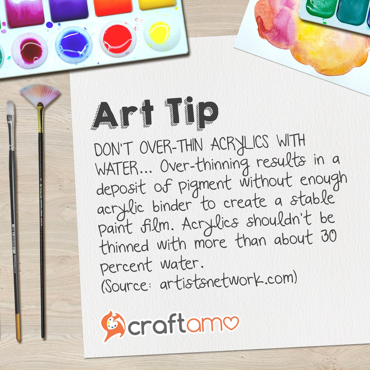I guess it's true that too much of anything is bad.  #craftamo #arttips #jointhediscussion<br>http://pic.twitter.com/iw3cgbO23B