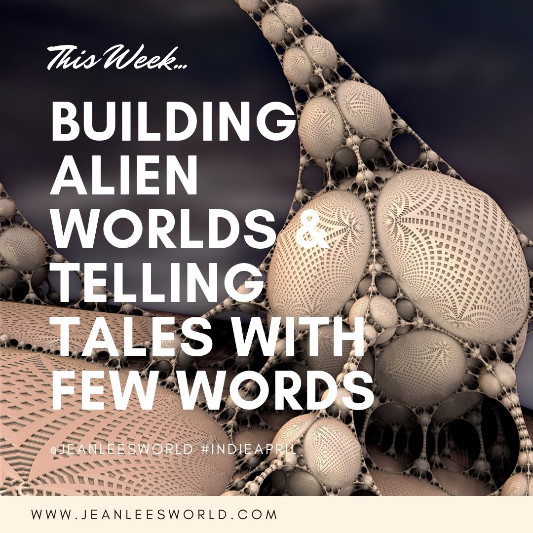 #AprilShowers Bring #Indie #AuthorInterviews! @JIRogersAuthor   discusses #worldbuilding in #scifi and #writing the #sixwordstory. #IndieApril #WritingCommunity  https:// jeanleesworld.com/2019/04/11/apr ilshowers-bring-indie-authorinterviews-tamyrh942-discusses-worldbuilding-in-scifi-and-writing-the-sixwordstory-indieapril-writingcommunity/   …  via @jeanleesworld<br>http://pic.twitter.com/NPe3y1njQi