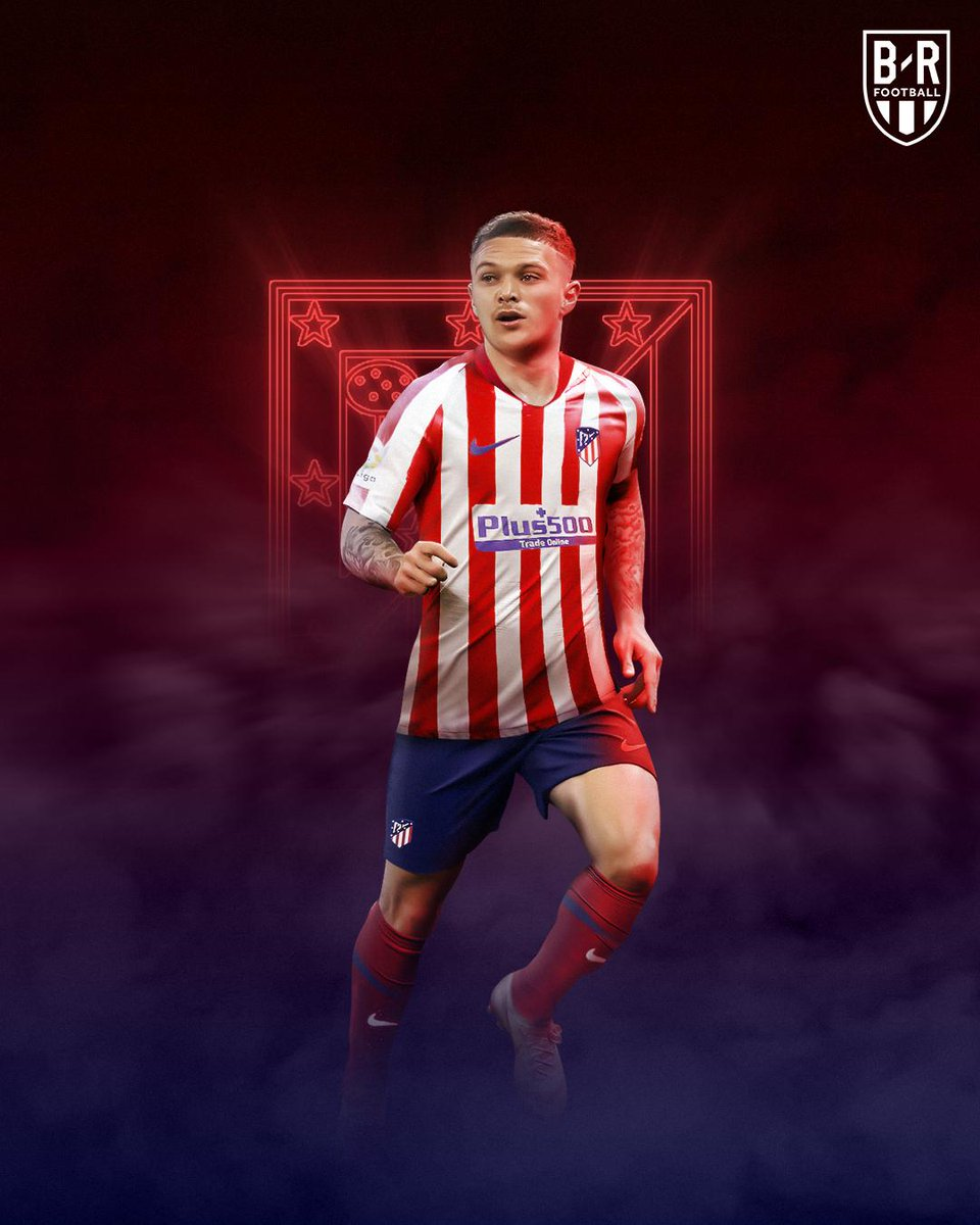 Atletico Sign Tottenham's Trippier