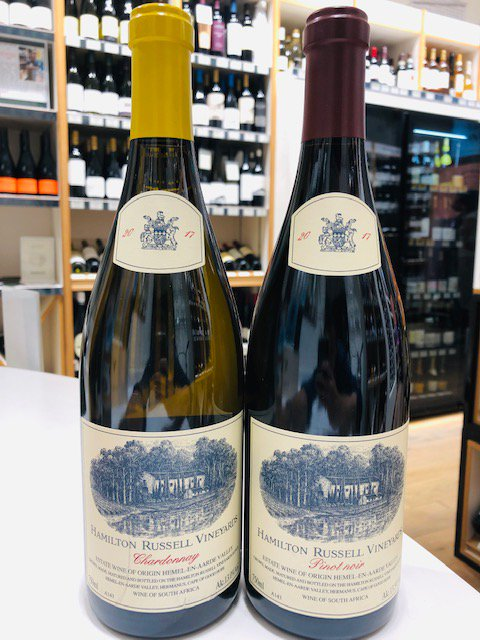 From one of the most southerly wine estates in Africa, Hamilton Russell are specialists in pinot noir and chardonnay. Both of which we have here in store @JeroboamsHSKen #southafrica #capewine #maritime #coolclimate #newworld #terrior