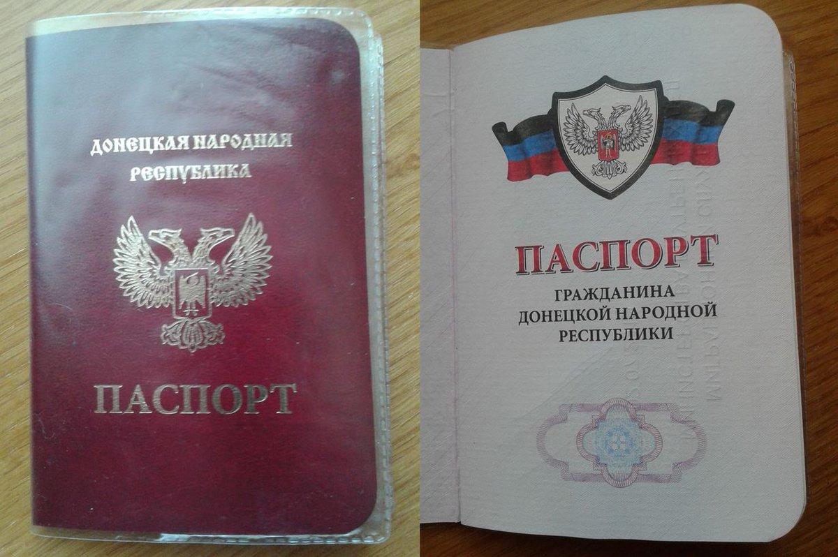Выдача паспортов РФ для граждан ЛНР и ДНР будет ускорена