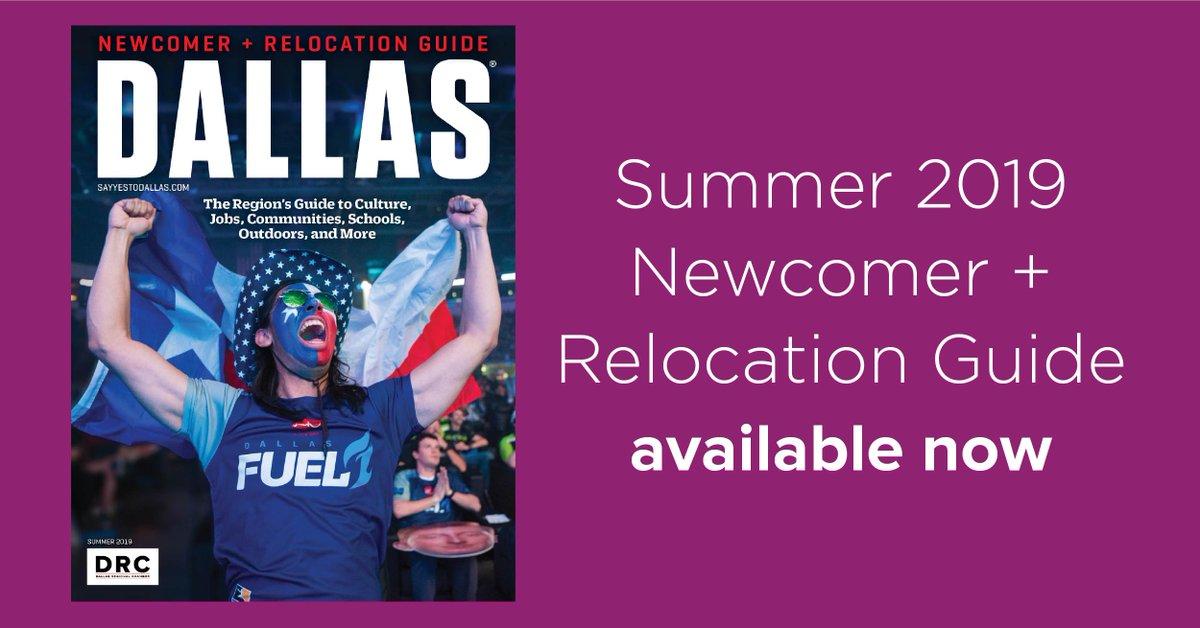 Dallas Region Newcomer & Relocation Guide Summer 2019 by