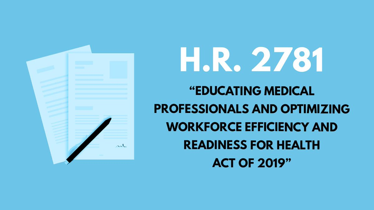 Bipartisan Workforce Bill Would Help >> Energy And Commerce Committee On Twitter Coming Up Is Hr