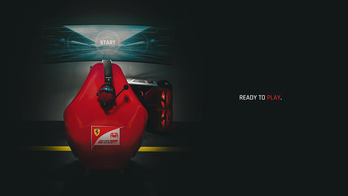 A new race is about to start, this time on virtual tracks. Ferrari is ready to join the competition in racing games. Follow now @FerrariEsports