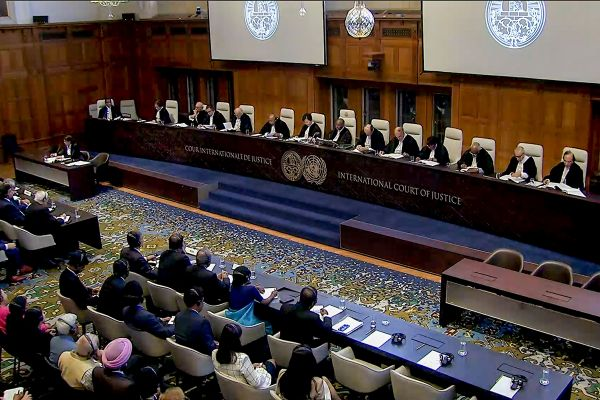 ICJ rules in favour of India, grants consular access to Kulbhushan Jadhav and directs Pakistan to review the death sentence