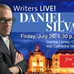 Image for the Tweet beginning: Did you know Daniel Silva's
