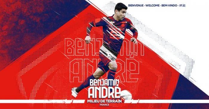 Lille aşırı iyi hamleler yapmaya devam, 2.bölgeyi çekip çeviren Thiago Mendesi Lyona sattıktan sonra sadece 1/3 fiyatına Rennesin lider 8 numarası Benjamin Andreyi transferi. Fransanın en kıymeti bilinmeyen oyuncusu olabilir Andre, bir camiada üst akıl sağlam olacak arkadaş.