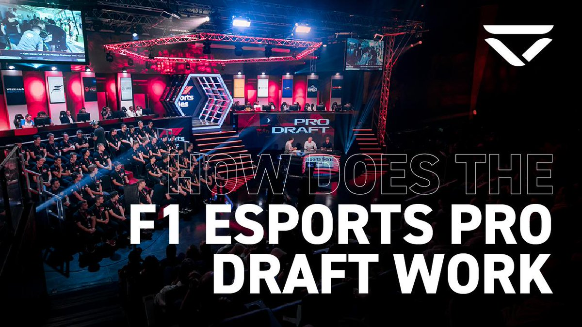 Don't miss our new video!  How does the F1 Esports Pro Draft work?  You've got questions, we've got answers!  Check it out just before the Pro Draft starts in 30 minutes 👇  https://youtu.be/0S146XNw3h4