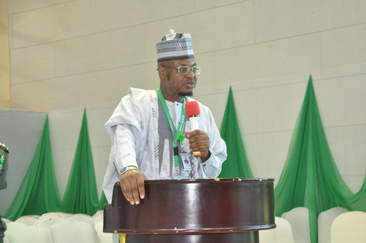 The richest people in the world today are those that have invested in the field of ICT, there is a need to mentor our youths to come up with technological solutions that can solve problems facing the society. @DrIsaPantami #NITDA19 #NCSGombe #DigitalTransformation