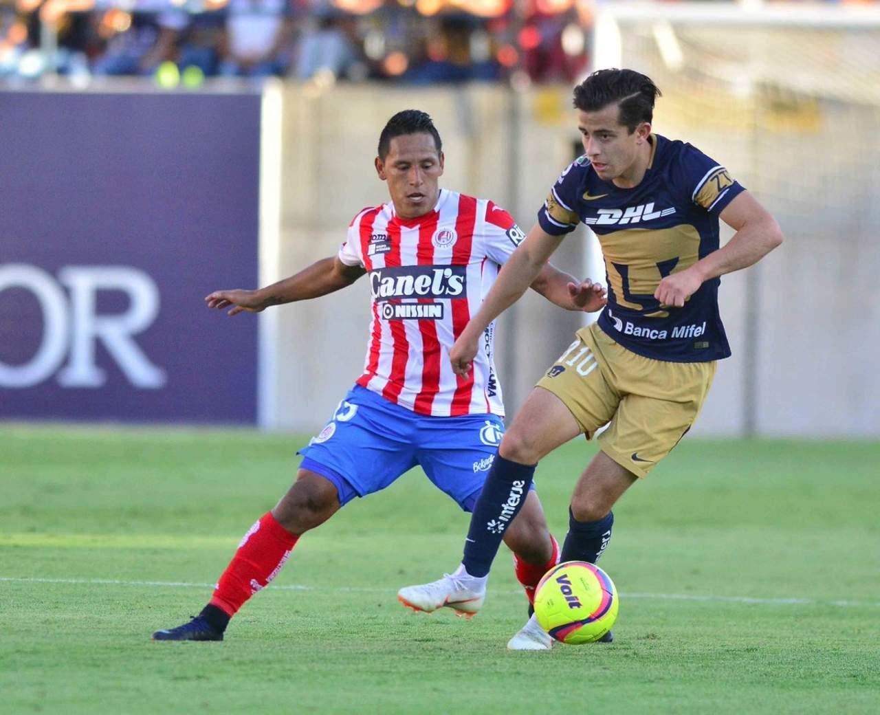 Atlético San Luis VS Pumas UNAM Jornada 1 Liga MX Apertura 2019