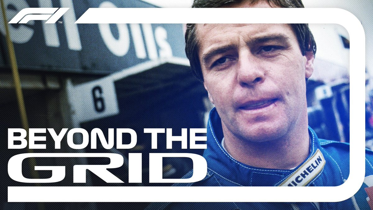 NEW PODCAST EPISODE 🎧  Derek Warwick is in the chair for this week's #F1BeyondTheGrid, supported by @Bose  The teak-tough Brit reveals some memorable moments from a rollercoaster career, including almost punching Michael Schumacher  Apple Podcasts >> http://podcasts.apple.com/gb/podcast/f1-…