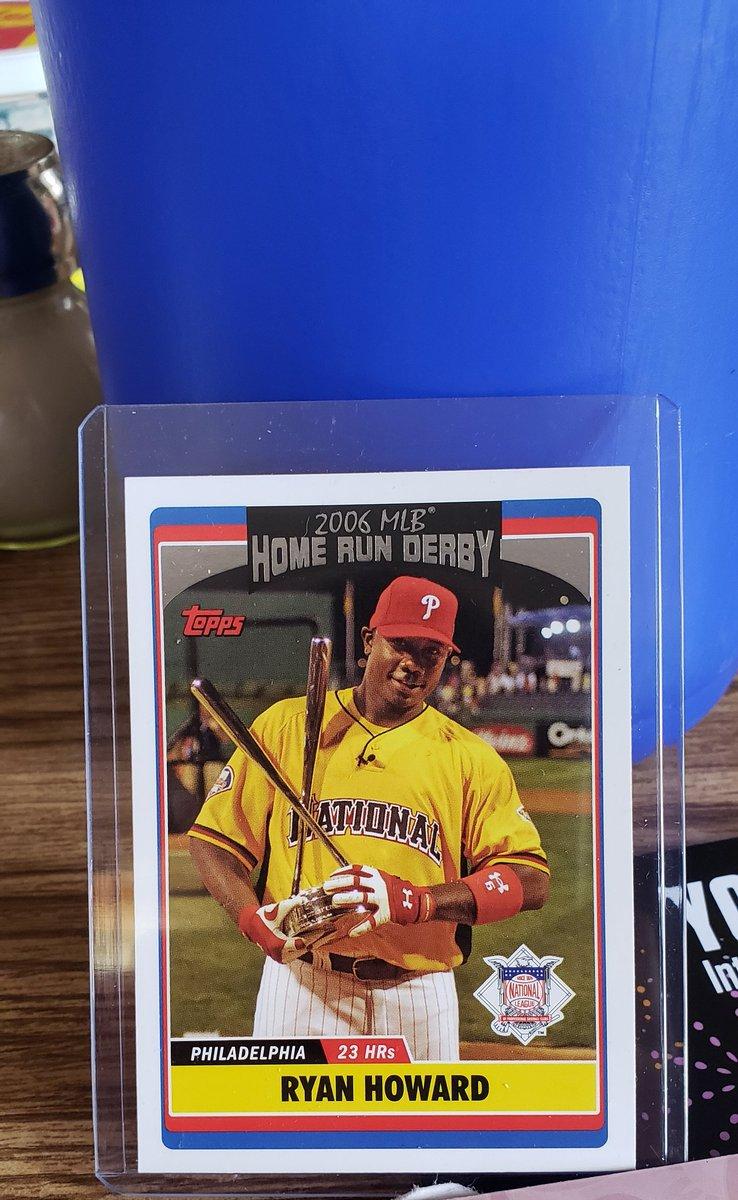 2006 NL MVP and Home Run Derby champ. Never forget he beat David Wright #MetsSuck @2008Philz <br>http://pic.twitter.com/HBfblpsF04