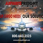 Image for the Tweet beginning: #DeliveringPerformance #freight #shipping @Airways_Freight