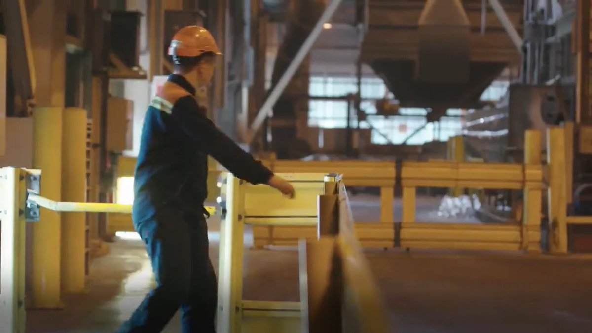 At a factory in Iceland, @Alcoa is one customer using @MicrosoftTeams to empower employees and stay connected to firstline workers. #MSInspire