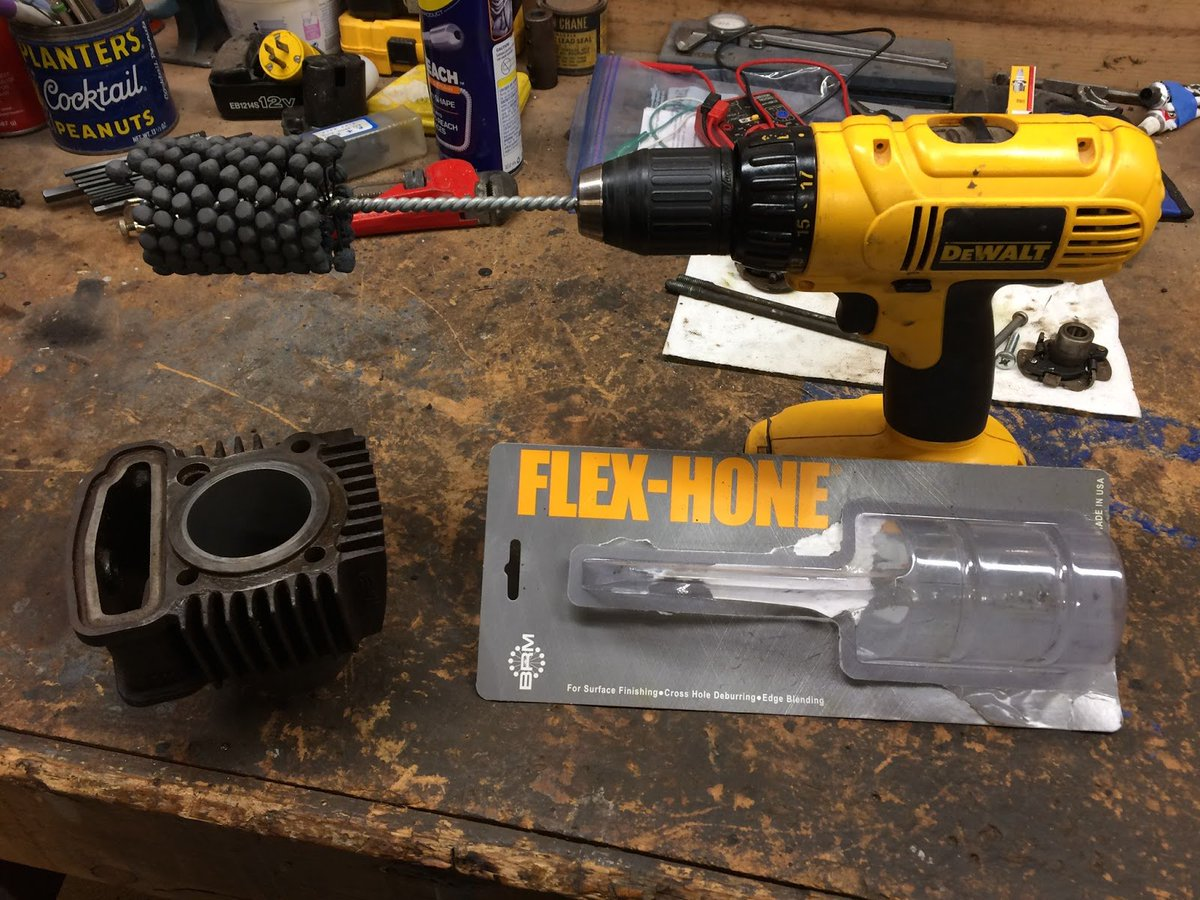 Do you know how to use a cordless drill? Then you're ready to use the Flex-Hone tool to surface finish cylinders. Get the Flex-Hone Resource Guide to learn more. https://hubs.ly/H0jMQNQ0  #flexhone #tools #cylinderhoning #surfacefinishingpic.twitter.com/XPgm0L9eGs