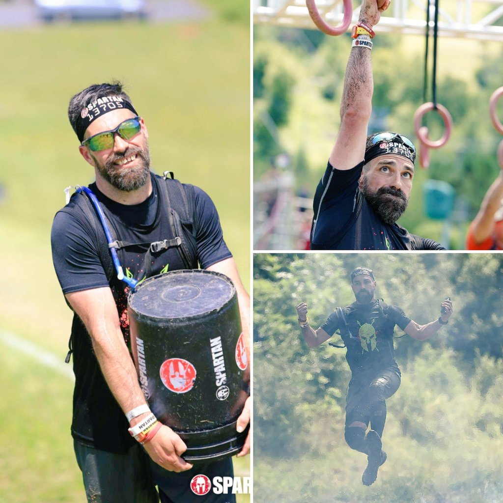 Palmerton weekend did not disappoint. A test of both mental and physical toughness. #spartanrace #spartansprint #spartansuper #spartanbeast #spartanultra #trifectatribe #spartantraining #spartanarmy2019 #spartanup #spartanstrong #OCR #spartanpalmerton