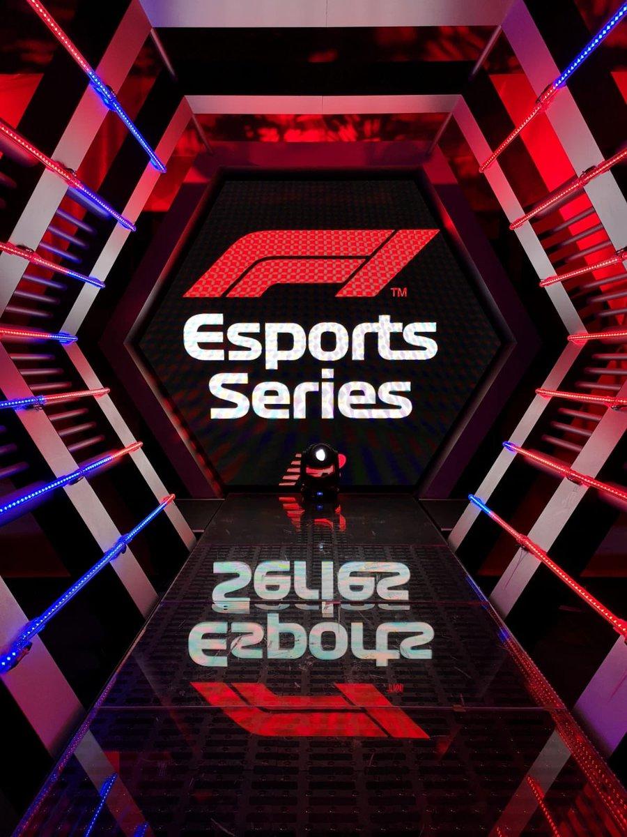 📸 Watch the @f1 #Esports Pro Draft live now 👇🏻  @WilliamsEsports have pick #4   https://f1esports.com