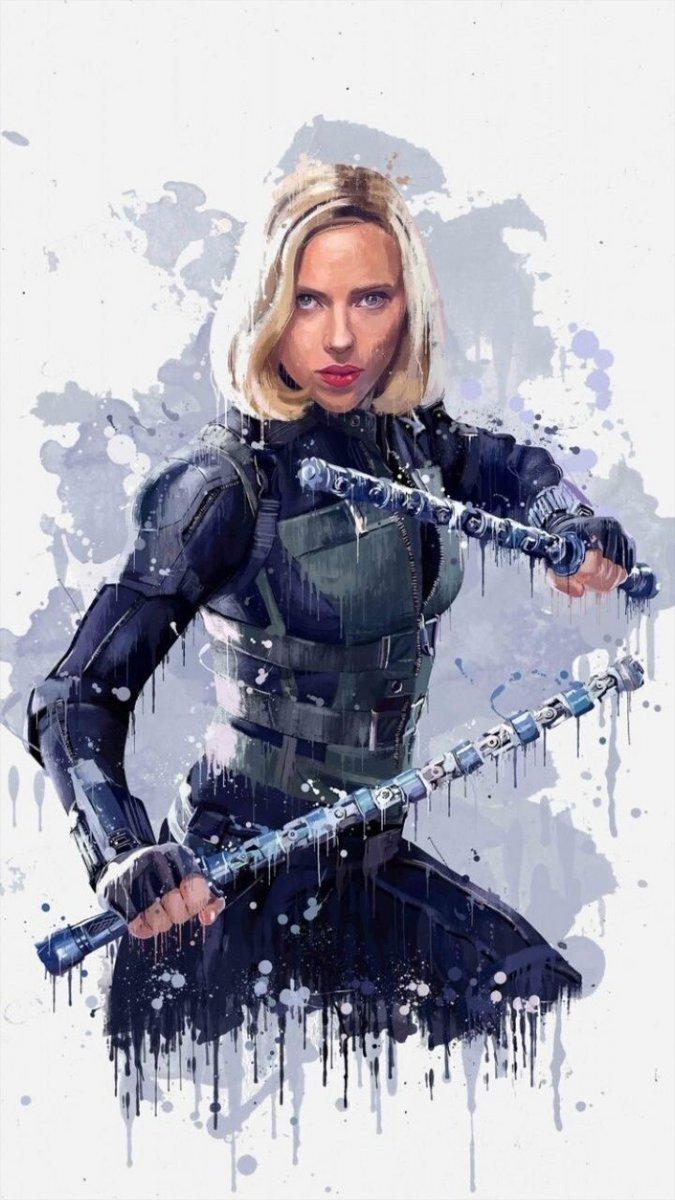 Scarlett Johansson😍😍😍 #BlackWidow #avangersendgame