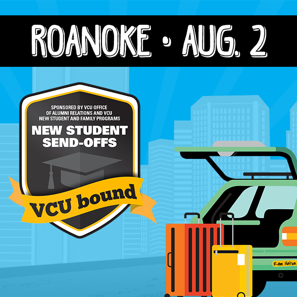 New Student Send-offs: Roanoke, August 2.
