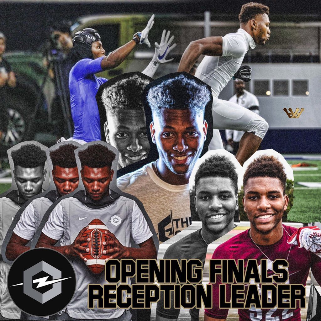 Started out with nothing but want everything. @TheOpening was the experience of a life time!