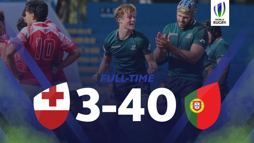test Twitter Media - .@portugalrugby will be in the final of the #WorldRugbyU20s Trophy after finishing top of Pool B https://t.co/T34vUOUsIP