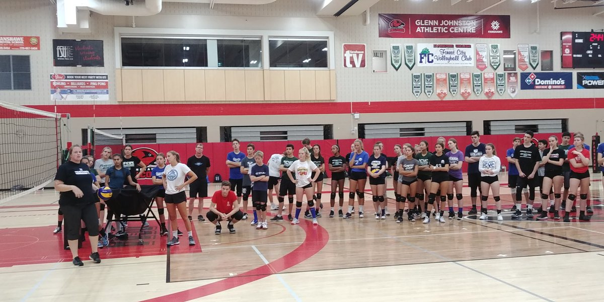 Thanks Melissa @WesternMustangs for your coaching and mentor ship at Elite Skills Camp. #fcvc
