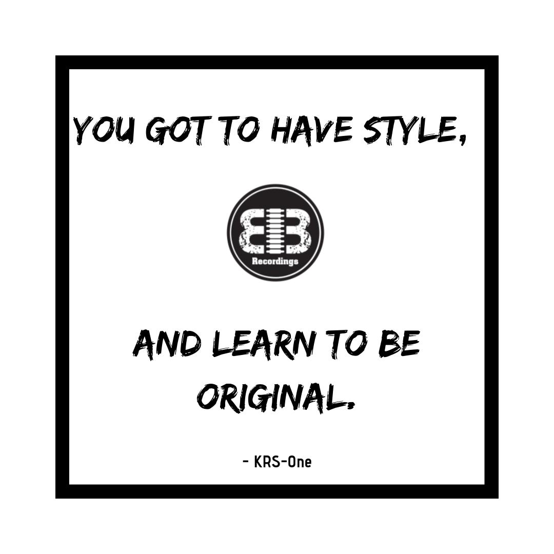 Can't survive in this industry without it, right? 👊🏾 If you've got style and an original sound we want to hear from you. Hit us up http://buff.ly/2OTVlhg  #WednesdayWisdom #UKHipHop #bbrecordings #independentrecordlabel