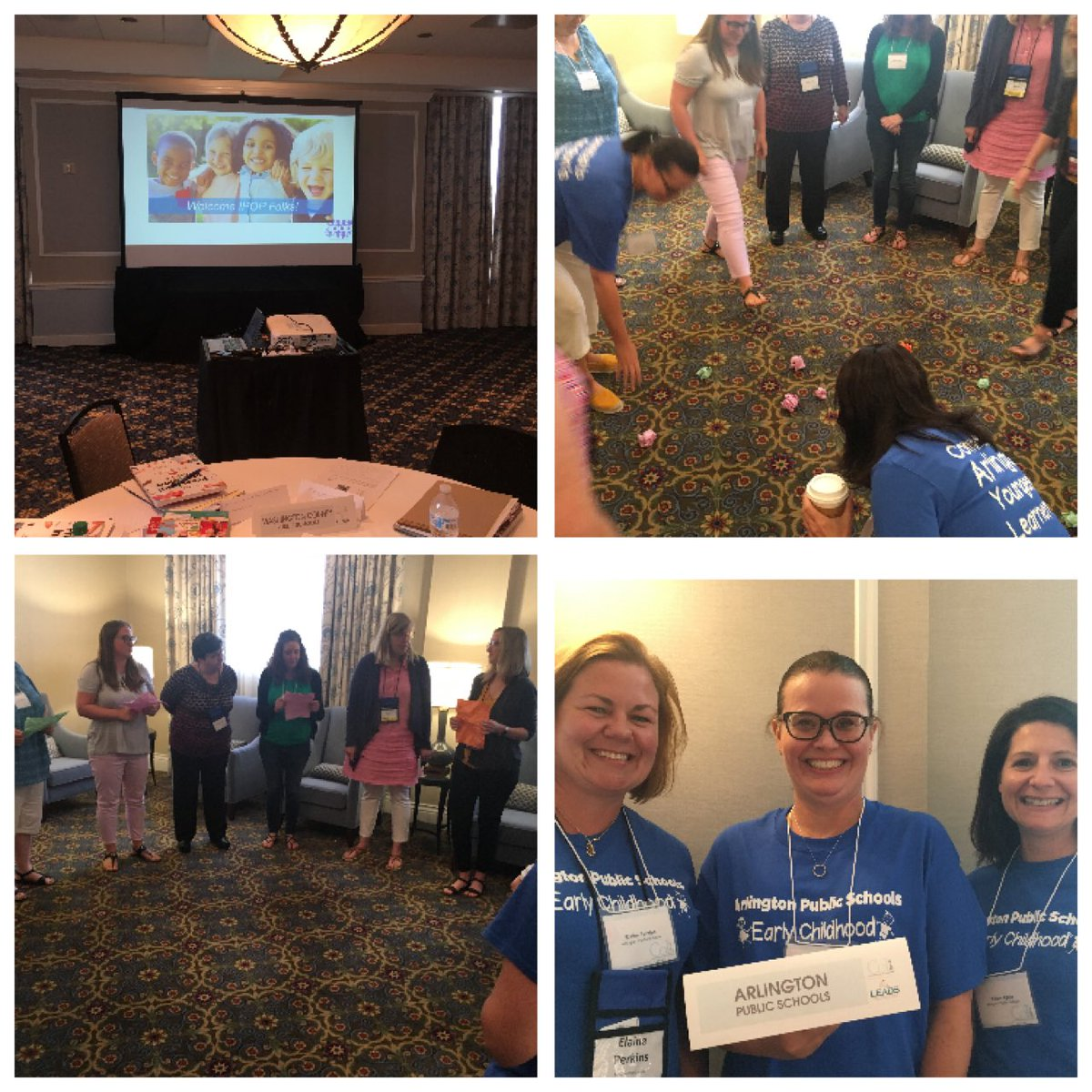 Community of Learners At VDOE conference with Cathy Genove and Karen Agate <a target='_blank' href='http://twitter.com/MPSArlington'>@MPSArlington</a> Thanks <a target='_blank' href='http://twitter.com/VDOE_News'>@VDOE_News</a> ! <a target='_blank' href='http://search.twitter.com/search?q=inclusion'><a target='_blank' href='https://twitter.com/hashtag/inclusion?src=hash'>#inclusion</a></a> <a target='_blank' href='http://twitter.com/APSVirginia'>@APSVirginia</a> <a target='_blank' href='https://t.co/oTOuA2vfz7'>https://t.co/oTOuA2vfz7</a>