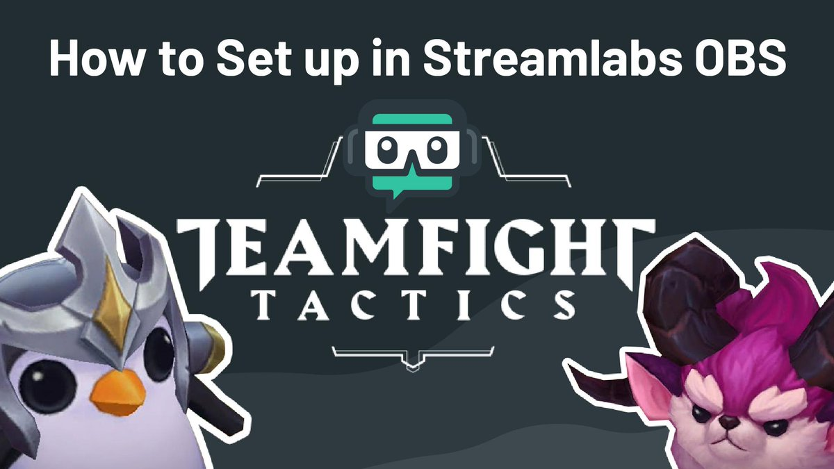 TeamfightTactics ranked mode is here! Stream your climb to