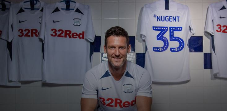 #NugentAnnounced Preston North End have agreed a deal to re-sign former striker David Nugent following his release by Derby County. Full story ➡ bbc.in/2xPabPr #PNE #DCFC #bbcfootball
