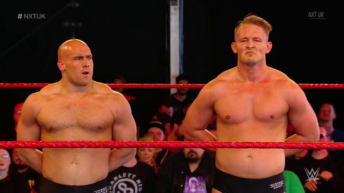 No one can stop #Imperium! #NXTUK