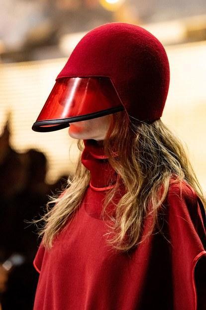 Gucci: Seeing the world through rose tinted shades --> https://bit.ly/2Z6xZtO  © Photo: Armando Grillo / http://Gorunway.com
