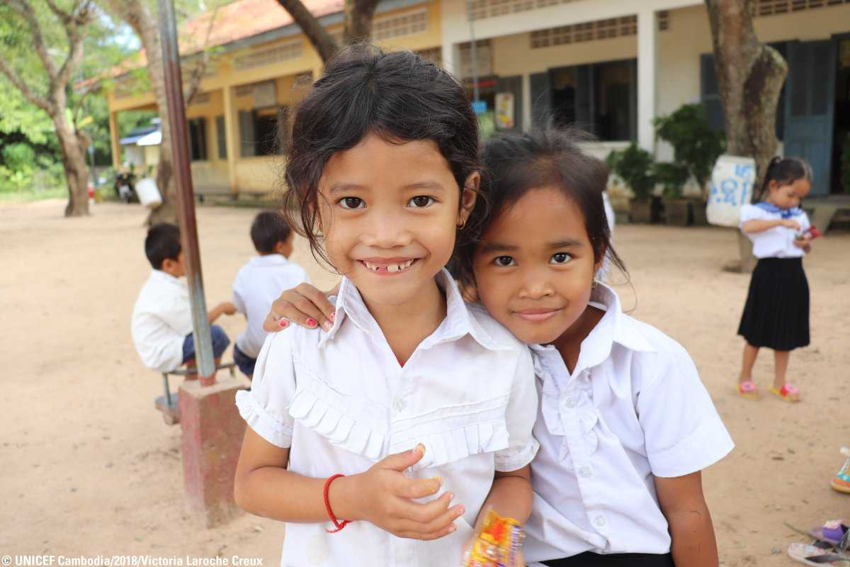 #Education helps bring children's colorful dreams for their future to life and is the right of every child, everywhere.