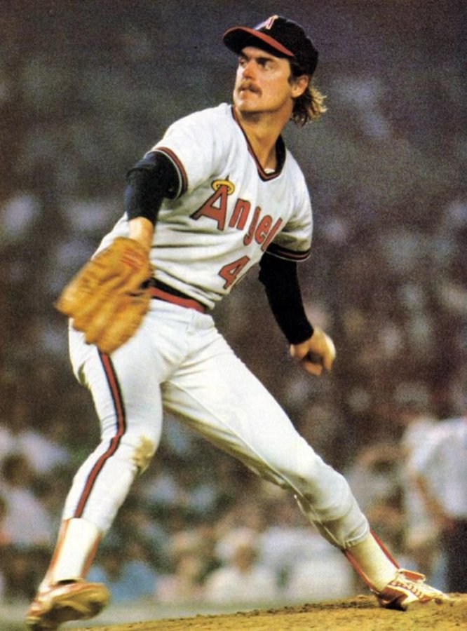 """Frank Tanana tossed 14 straight complete games in 1977. His pitch count for each game was """"100 and whatever, keep your candy asses in the bullpen."""""""