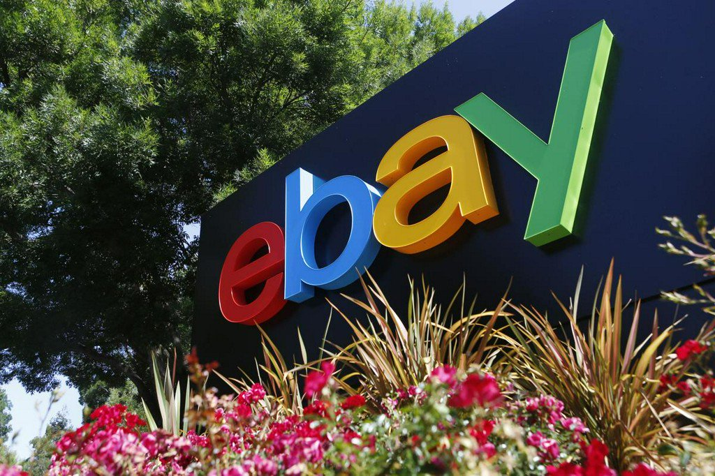 EBay beats estimates as more shoppers flock to site, shares rise