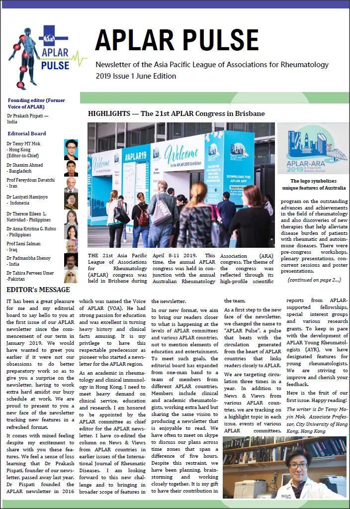 Rheumatology Conferences 2019 India